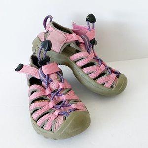 Keen Shoes - Keen pink sandals toddler waterproof